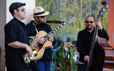 Grupos de Jazz Blues y Rockabilly