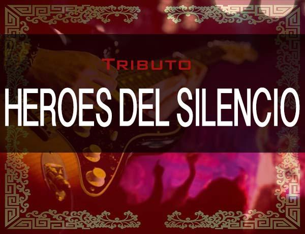 Tributo a heroes del silencio